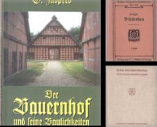 Architektur Sammlung erstellt von Altstadt Antiquariat Goslar