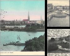 Ansichtskarten (Hamburg) Sammlung erstellt von Leipziger Antiquariat e.K.