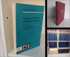 Christianity & Religion Sammlung erstellt von Antiquariat Rolf Bulang