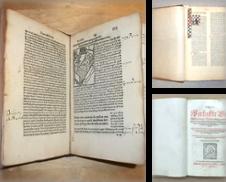 Alte Drucke Sammlung erstellt von Matthaeus Truppe Antiquariat