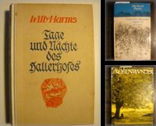Belletristik Sammlung erstellt von Versandantiquariat  Wenzel