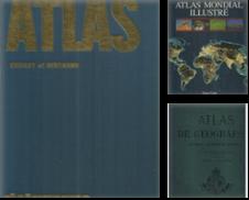 Atlas Proposé par Joie de Livre