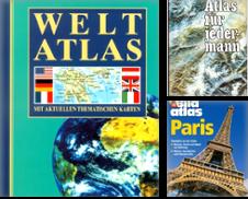 Atlanten Sammlung erstellt von Ruppiner Lesezeichen