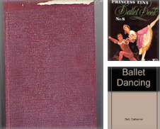 Ballet BOOKS Curated by TARPAULIN BOOKS AND COMICS