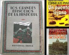 1ª y 2ª Guerra Mundial de Libreria HYPATIA BOOKS