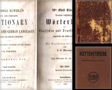 Bücher Sammlung erstellt von Martina Berg (Die Bücher-Berg)