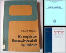 Anthropologie Proposé par Antiquariat Dr. Josef Anker