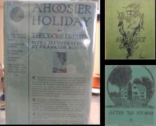 American Lit Sammlung erstellt von Antic Hay Books