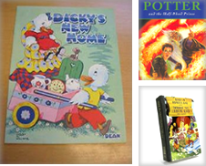 Children's Books, Including Illustrated Curated by Naseby Books