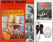 Actors Curated by Jay's Basement Books
