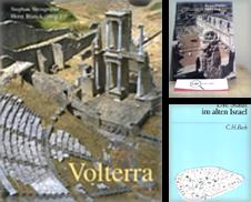 Archäologie Sammlung erstellt von Altstadt Antiquariat M. Weiers