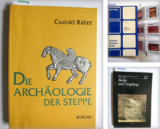 Archäologie Curated by Versandantiquariat Claudia Graf