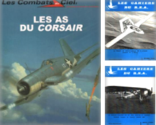 Aeronautique, Aviation De Guerre Curated by librairie philippe arnaiz