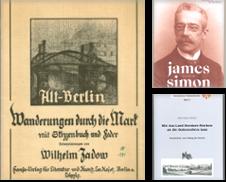Berlin Sammlung erstellt von Antiquariat Ballon + Wurm