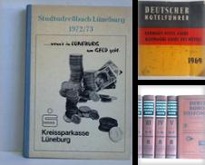 Adress- und Telefonbücher Sammlung erstellt von Celler Versandantiquariat