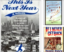 Baseball Novel Or Mystery Curated by Mike's Baseball Books
