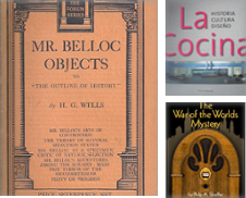 H. G. Wells Curated by 221Books