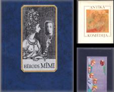 Antika Pasaule Curated by Trimdadimd Books