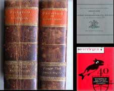 Bibliographie Sammlung erstellt von Versandantiquariat Ruland & Raetzer