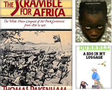 Africa Curated by Arapiles Mountain Books
