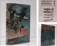 Aircraft Monographs Curated by Island Books