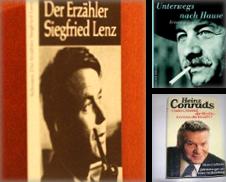 Biographie Sammlung erstellt von Antiquariat Harry Nimmergut