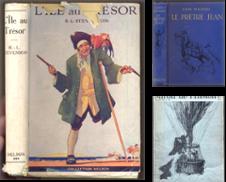 Abenteuerbücher Sammlung erstellt von Antikvariat Valentinska
