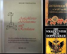 Austriaca Sammlung erstellt von Versandantiquariat Wieden