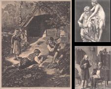 Dekorative Graphik Sammlung erstellt von Antiquariat Hild