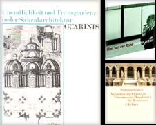 Architektur Sammlung erstellt von Altstadt Antiquariat M. Weiers