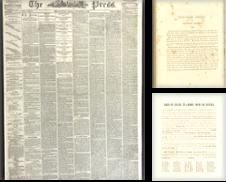 Civil War Sammlung erstellt von Seth Kaller Inc.