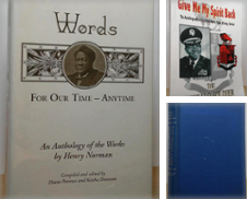 African Americana Curated by Stephen Peterson, Bookseller