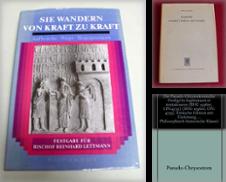 Religionswissenschaft Sammlung erstellt von ACADEMIA Antiquariat an der Universität