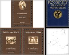 Afrika Sammlung erstellt von Antiquariat  Fines Mundi