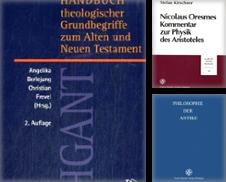 PHILOSOPHIE-THEOLOGIE Sammlung erstellt von Antiquariat Stefan Krüger