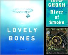 British Fiction Sammlung erstellt von Far Fetched Books