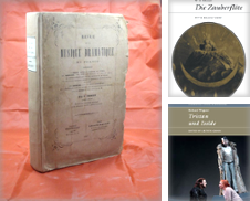 Books on Opera Curated by Austin Sherlaw-Johnson, Secondhand Music
