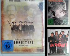 DVD Sammlung erstellt von Antiquariat Maiwald