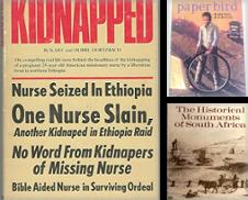 Africa Sammlung erstellt von UHR Books
