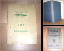 Auto Sammlung erstellt von Antiquariat Hauck - Preise inkl. Mwst.