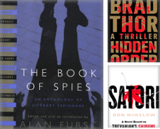 Espionage Curated by Outlaw Books