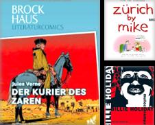 Comics Sammlung erstellt von Bücherwinde Ruth Morel