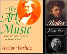 Berlioz Sammlung erstellt von Travis & Emery Music Bookshop ABA