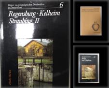 Archäologie Sammlung erstellt von Antiquariat Heubeck