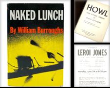 Beats Sammlung erstellt von Brian Cassidy Books at Type Punch Matrix