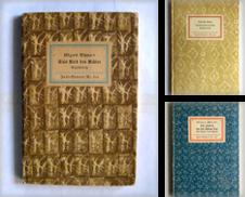 0780 INSEL-Bücherei Sammlung erstellt von Antiquariat Josef Müller