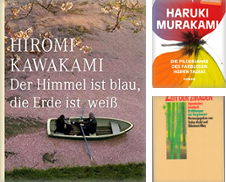 Asiatische Literatur Sammlung erstellt von Antiquariat KAMAS