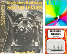 Australia and New Zealand Curated by Alexander's Books