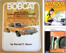 Automotive Curated by Burke's Books