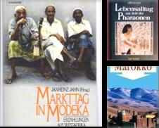 Afrika Sammlung erstellt von Antiquariat & Verlag Jenior